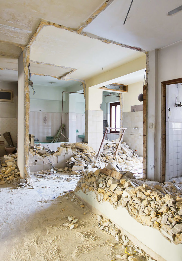 Full Demolition Services in Orange County